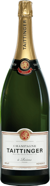 Champagner Brut Réserve 3,0 l Jeroboam in HK - Champagne Taittinger