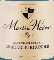 Vorschau: Markgräflerland Grauburgunder SW 2018 - Martin Waßmer