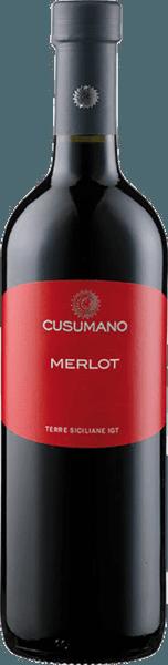 Merlot Terre Siciliane IGT 2019 - Cusumano