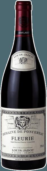 Der Fleurie Poncereau AOC von Louis Jadot gehört zu den 10 Crus des Beaujolais, gleich unter Moulin à Vent im Norden der Appellation. Er duftet nach Cassis, reifen roten Beeren, Rose und Veilchen. Der fruchtige und saftige Gaumen zeichnet sich durch eine aromatische Länge aus. Servieren Sie ihn zu saftiger Entenbrust, herzhaften Wurstplatten mit Räucherwaren, Schweinesteaks und Wildgeflügel.