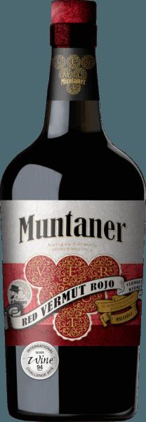 Vermut Rojo Mallorca - Muntaner