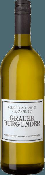 Vulkanfelsen Grauburgunder 1,0 l 2019 - Königschaffhausen-Kiechlinsbergen