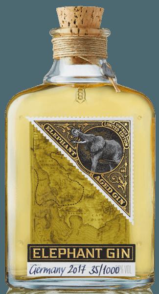 Elephant Aged Gin 0,5 l - Elephant Gin Ltd.