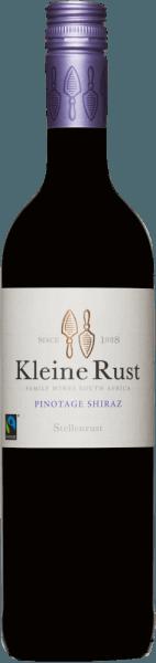 Kleine Rust Pinotage Shiraz 2019 - Stellenrust