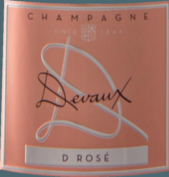 Le D Rosé Brut - Champagne Devaux von Champagne Devaux