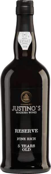 Reserve Fine Rich 5 Years Old - Vinhos Justino Henriques von Vinhos Justino Henriques