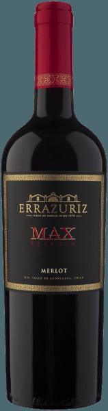 Max Reserva Merlot Aconcagua Valley 2017 - Viña Errazuriz