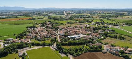 Panorama von Ontagnano