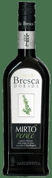 Mirto Verde 0,5 l - Bresca Dorada