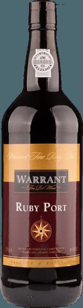 Warrant Ruby Port 1,0 l - Symington