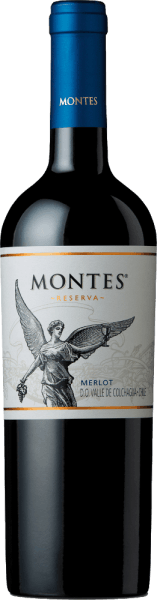 Merlot Reserva 2019 - Montes