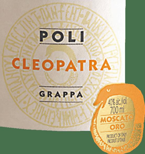 Mit dem Jacopo Poli Cleopatra Moscato Oro Grappa in GP kommt ein erstklassiger ins geschwenkte Glas. Hierin offenbart er eine wunderbar dichte, platingelbe Farbe. Nach dem ersten Schwenken, Das Bouquet dieses Weins aus Venetien zieht in den Bann mit Anklängen von Pampelmuse, Pomelo, Pink Grapefruit und Orange. Spüren wir der Aromatik weiter nach, kommen, durch den Eichenholzeinfluss gefördert, Kakaobohne, Eichenholz und Vanille hinzu. Auf der Zunge zeichnet sich dieser druckvolle durch eine ungemein dichte und seidige Textur aus. Das Finale dieses aus der Weinbauregion Venetien überzeugt schließlich mit beachtlichem Nachhall. Vinifikation des Cleopatra Moscato Oro Grappa in GP von Jacopo Poli Grundlage für den kraftvollen Cleopatra Moscato Oro Grappa in GP aus Venetien sind Trauben aus der Rebsorte Moscatel. Speiseempfehlung für den Cleopatra Moscato Oro Grappa in GP von Jacopo Poli Genießen Sie diesen aus Italien idealerweise temperiert bei 15 - 18°C als begleitenden Wein zu