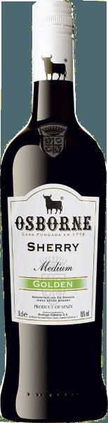 Osborne Sherry Golden Medium - Osborne