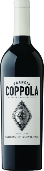 Diamond Collection Ivory Label Cabernet Sauvignon 2017 - Francis Ford Coppola Winery von Francis Ford Coppola