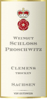 Vorschau: Cuvée Clemens trocken 2019 - Schloss Proschwitz