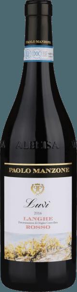 Luvi Langhe Rosso DOC 2017 - Paolo Manzone