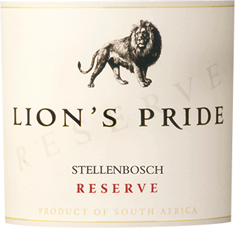 Lion's Pride Reserve Stellenbosch 2019 - KWV von KWV