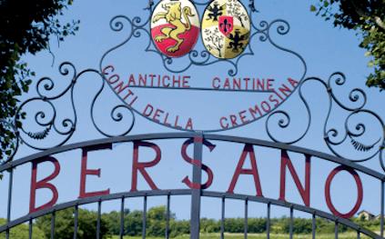 Bersano in Piemont