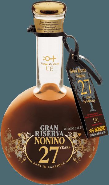 Ùe Gran Riserva 27 Jahre in Barrique - Nonino Distillatori