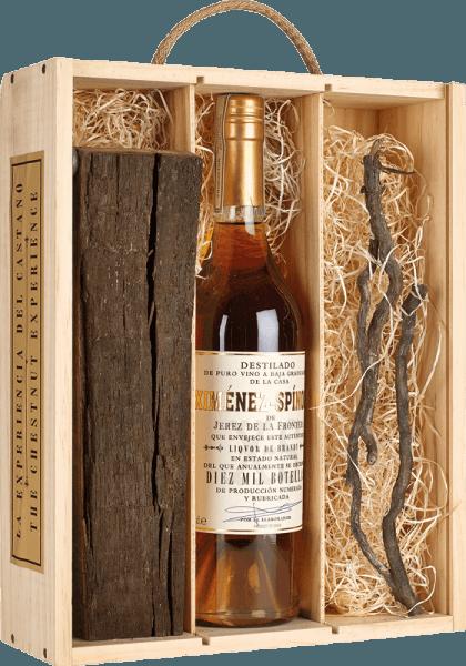 Brandy Criadera 10.000 Chestnut Experience - Ximénez-Spinola