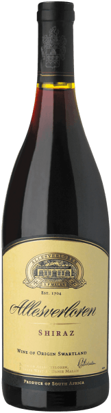 Shiraz 2018 - Allesverloren Estate