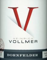 Vorschau: Dornfelder QbA trocken 2020 - Weingut Heinrich Vollmer