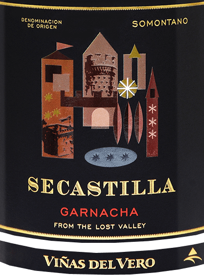 Secastilla Garnacha Tinta DO 2013 - Viñas del Vero von Viñas del Vero