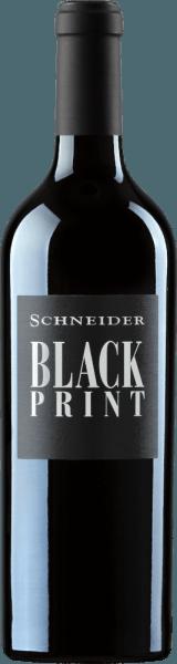 Black Print trocken 2018 - Markus Schneider