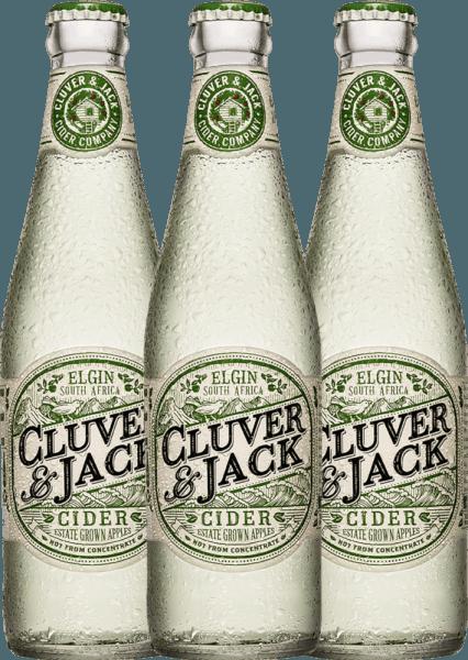3er Vorteilspaket - Cider Elgin Valley - Cluver & Jack