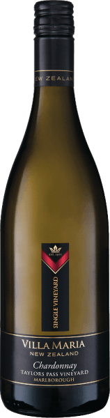 Chardonnay Taylors Pass Single Vineyard 2018 - Villa Maria