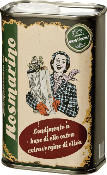 Olio Extra Vergine di Oliva al Rosmarino 0,25 l - Tenuta Sant'Ilario