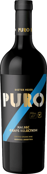 Puro Malbec Grape Selection Mendoza 2018 - Dieter Meier