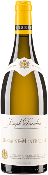 Chassagne Montrachet blanc AOC 2018 - Joseph Drouhin