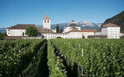 Abtei Muri-Gries in Südtirol