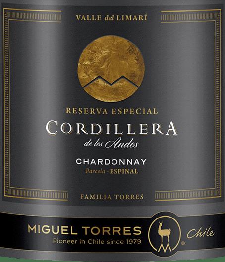Cordillera Chardonnay 2019 - Miguel Torres Chile von Miguel Torres Chile