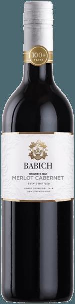 Merlot-Cabernet Hawke´s Bay 2018 - Babich