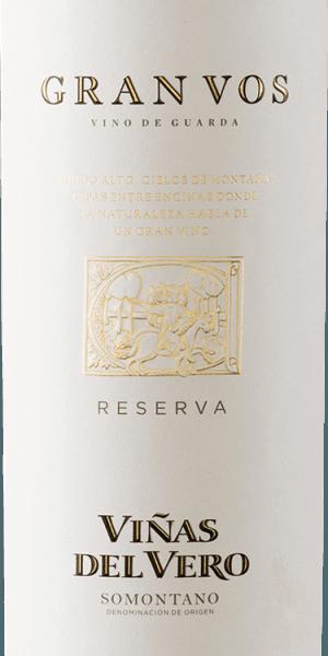 Gran Vos Reserva DO 2013 - Viñas del Vero von Viñas del Vero