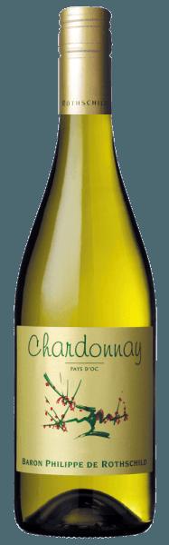 Les Cépages Chardonnay Pays d'Oc - Baron Philippe de Rothschild