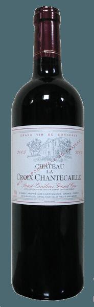Chateau La Croix Chantecaille Saint-Èmilion Grand Cru - Chateau La Croix Chantecaille