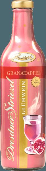 Dresdner Striezel Glühwein Granatapfel - Lausitzer