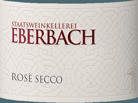 Rosé Secco - Eberbach von Weingut Kloster Eberbach