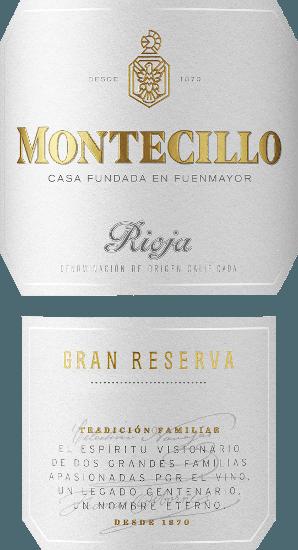 Montecillo Gran Reserva Rioja DOCa 2011 - Bodegas Montecillo von Bodegas Montecillo