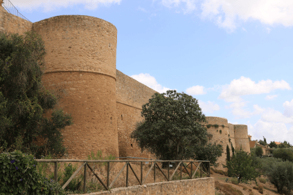Die Mauern von Magliano