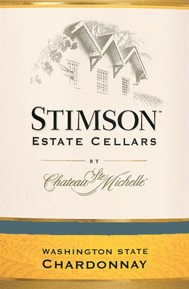 Stimson Estate Cellars Chardonnay 2018 - Chateau Ste. Michelle von Chateau Ste. Michelle