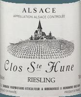 Vorschau: Riesling Clos Sainte Hune 2016 - F.E. Trimbach