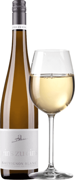 Sauvignon Blanc eins zu eins trocken 2019 - A. Diehl von Weingut A. Diehl