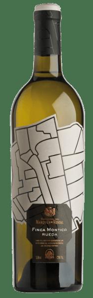 Der Finca Montico Rueda DO von Marqués de Riscal leuchtet grünlichgelb im Glas. In der Nase entfaltet dieser spanische Weißwein ein klares Verdejo- Aroma mit Noten von Zitrusfüchten, Maracuja und würzigen Wiesenkräutern. Im Mund ist der Finca Montico frisch, cremig und vollmundig mit einem langen Abgang. Speiseempfehlung für den Finca Montico Rueda DO Genießen Sie diesen trockenen Weißwein zu Fisch und Schalentiere oder zu Pasta.