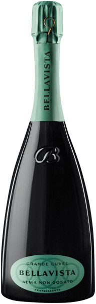 Alma Grande Cuvée Non Dosato Franciacorta DOCG - Bellavista