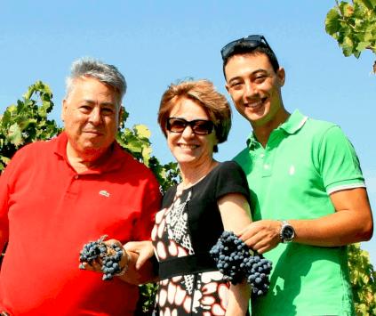 Ferruccio Deiana Familie