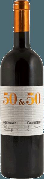 50 & 50 - Merlot/Sangiovese IGT 1,5 l Magnum 2013 - Avignonesi -